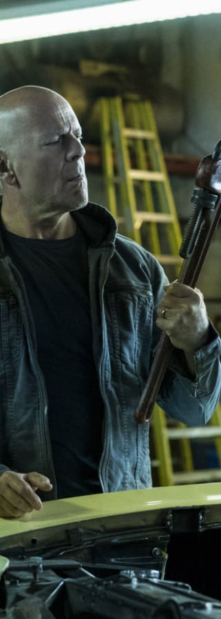 Movie still from Death Wish
