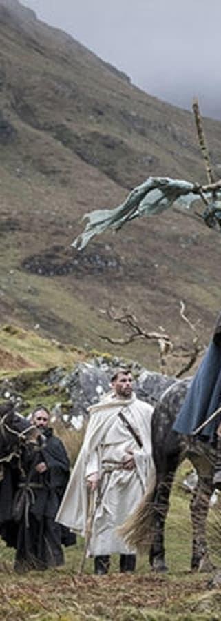 Movie still from Pilgrimage