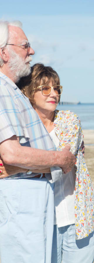 Movie still from The Leisure Seeker