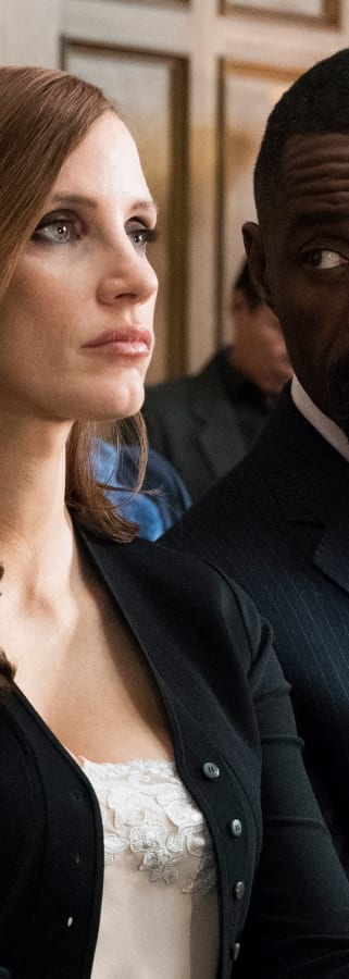 Movie still from Molly's Game
