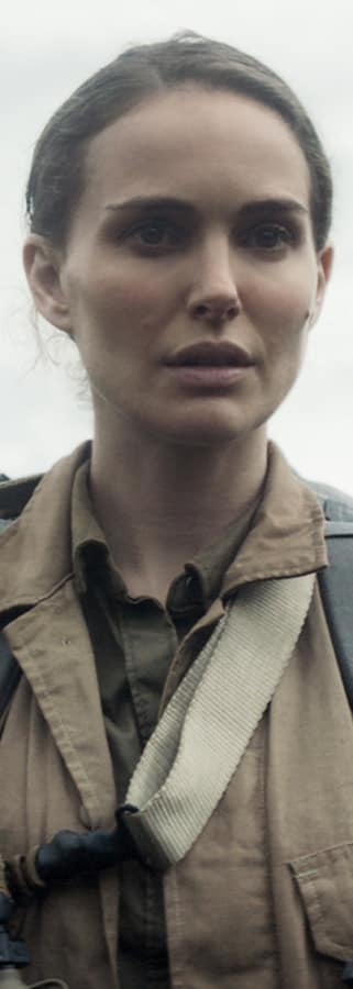 Movie still from Annihilation