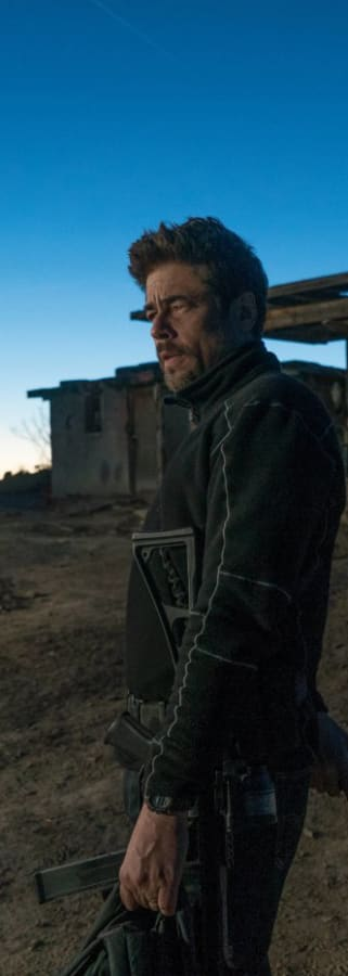 Movie still from Sicario: Day Of The Soldado