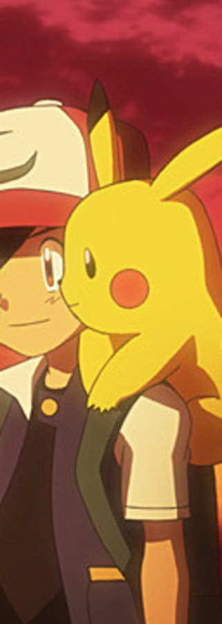 Movie still from Pokémon The Movie: I Choose you!