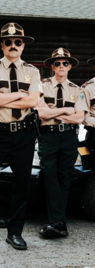 Movie still from Super Troopers 2