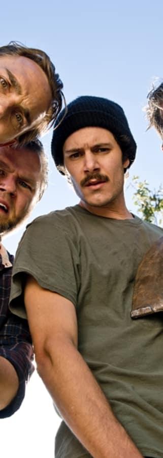 Movie still from Big Bear