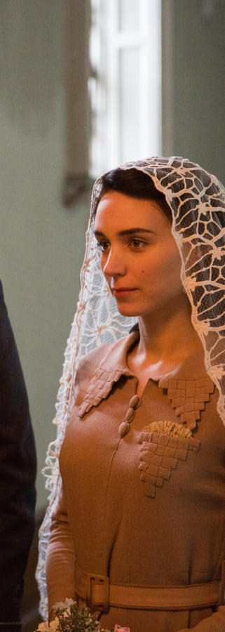 Movie still from The Secret Scripture