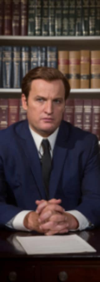 Movie still from Chappaquiddick