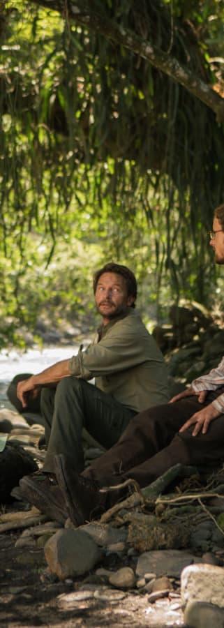 Movie still from Jungle