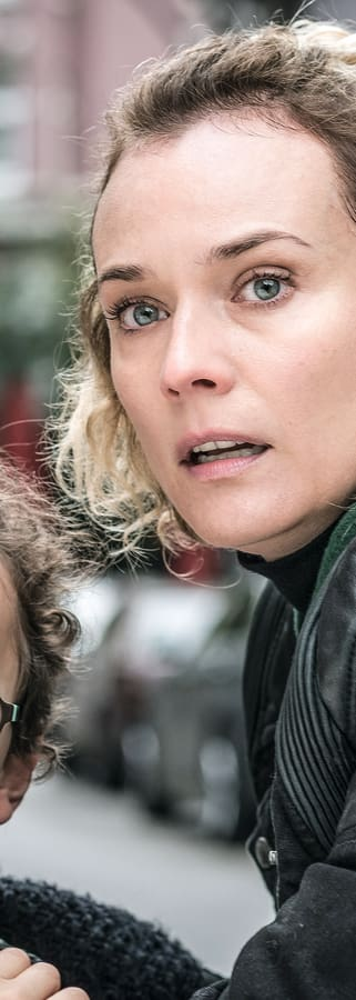 Movie still from In The Fade