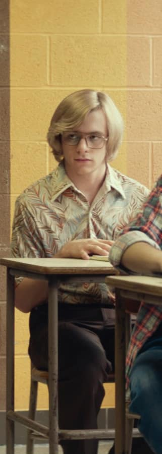 Movie still from My Friend Dahmer
