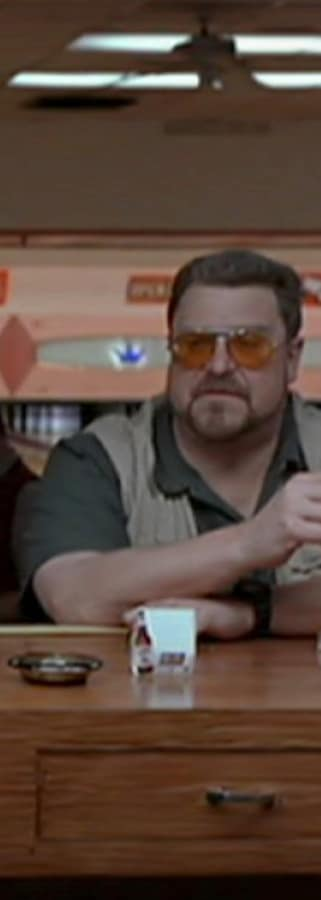 Movie still from The Big Lebowski 20th Anniversary (1998) presented by TCM