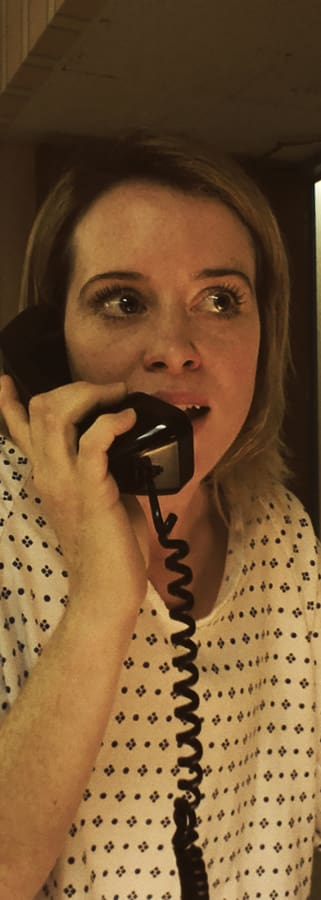 Movie still from Unsane