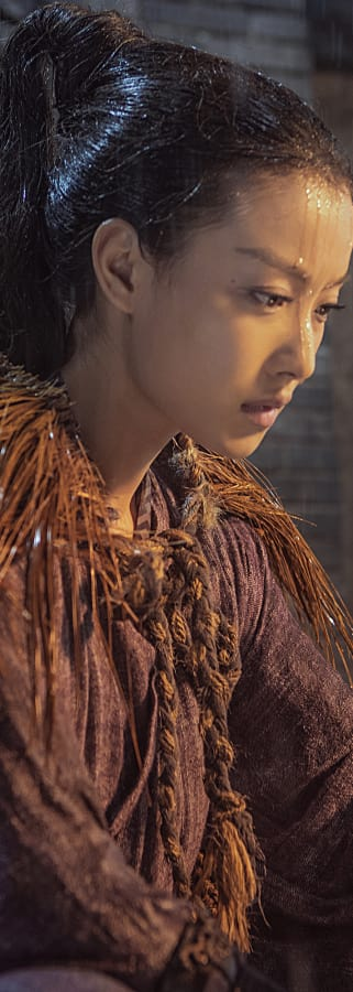 Movie still from The Thousand Faces of Dunjia