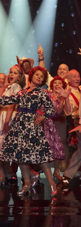 Movie still from Finding Your Feet