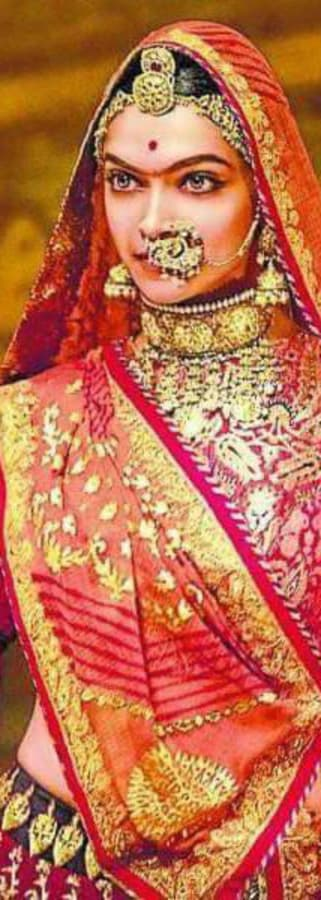 Movie still from Padmaavat
