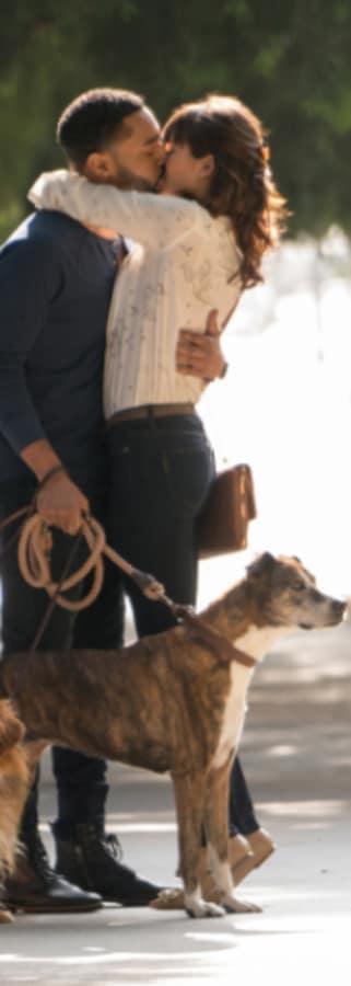 Movie still from Dog Days