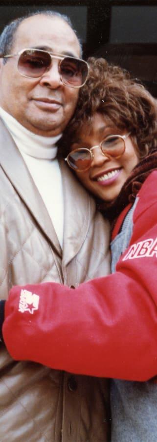 Movie still from Whitney