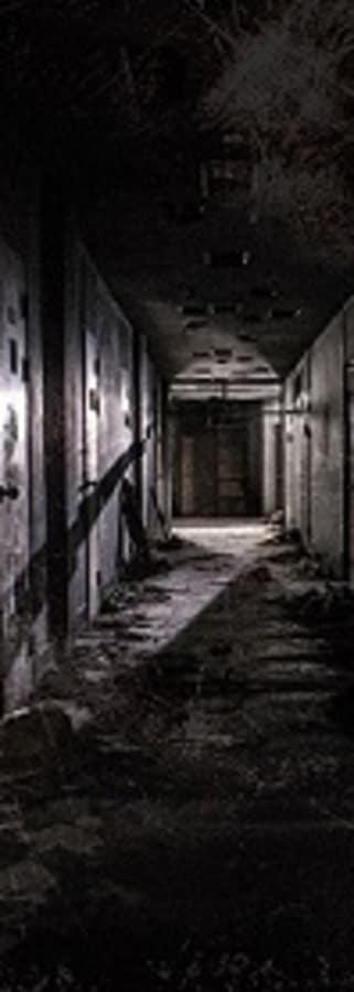 Movie still from Gonjiam: Haunted Asylum