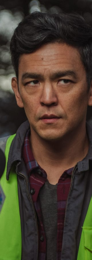 Movie still from Searching