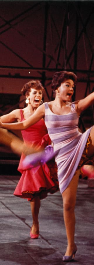 Movie still from West Side Story (1961) presented by TCM
