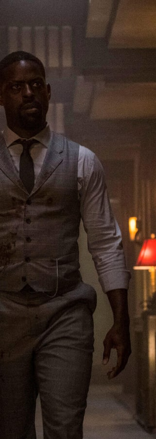 Movie still from Hotel Artemis