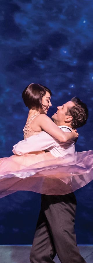 Movie still from An American In Paris - The Musical