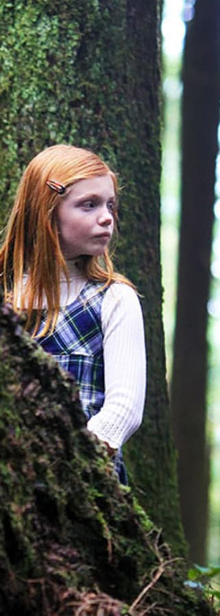 Movie still from The Hollow Child