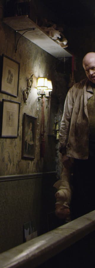 Movie still from Incident in a Ghostland