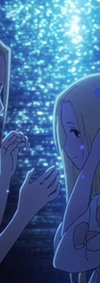 Movie still from Maquia: When the Promised Flower Blooms