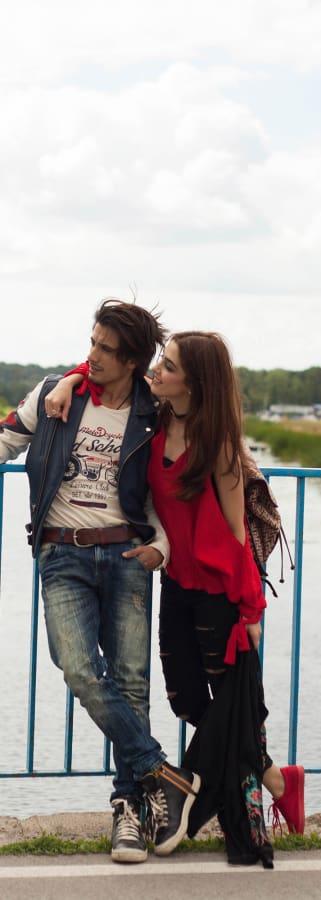 Movie still from Teefa In Trouble