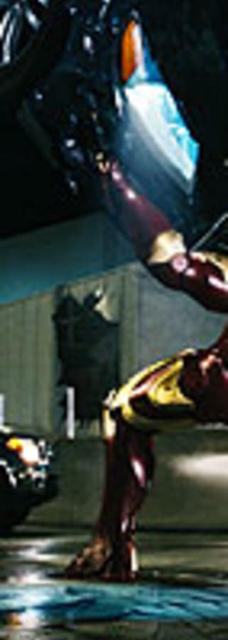Movie still from Marvel Studios 10th: Iron Man