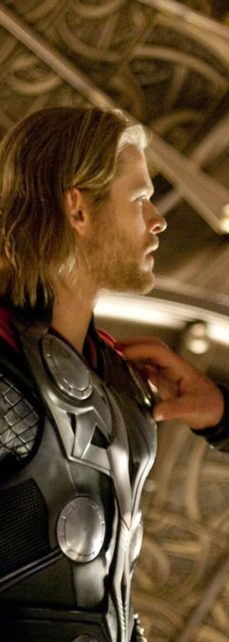 Movie still from Marvel Studios 10th: Thor