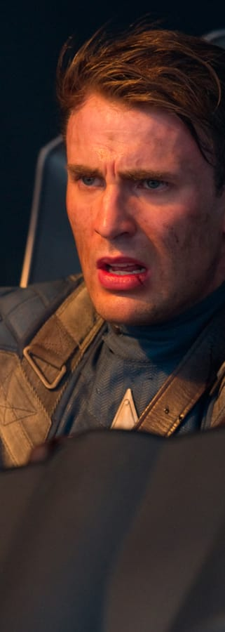 Movie still from Marvel Studios 10th: Captain America: The First Avenger