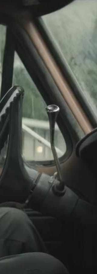 Movie still from The Mule