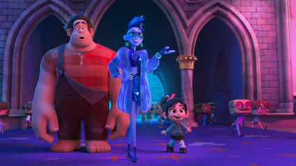 Play trailer for Ralph Breaks The Internet