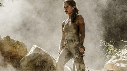 Play trailer for Tomb Raider