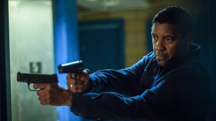 Play trailer for The Equalizer 2