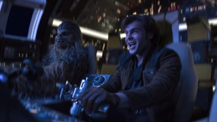 Play trailer for Solo: A Star Wars Story
