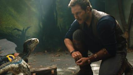 Play trailer for Jurassic World: Fallen Kingdom