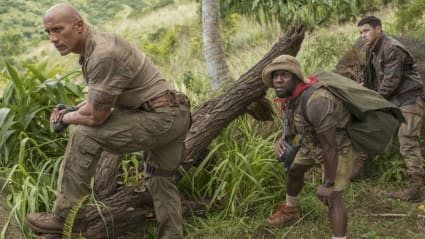 Play trailer for Jumanji: Welcome To The Jungle