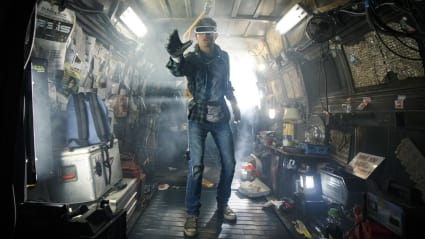 Play trailer for Ready Player One