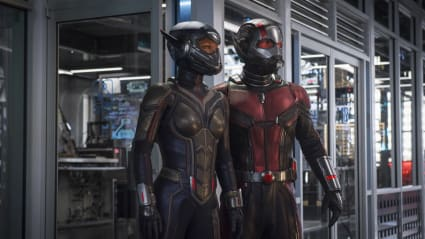 Play trailer for Ant-Man And The Wasp