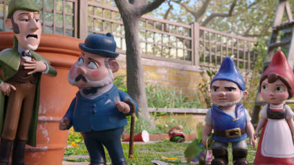 Play trailer for Sherlock Gnomes