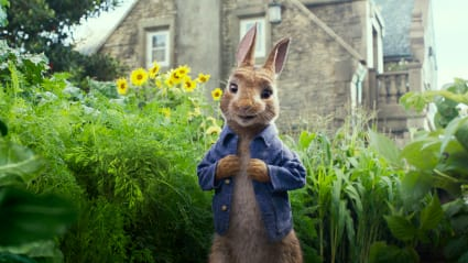 Play trailer for Peter Rabbit