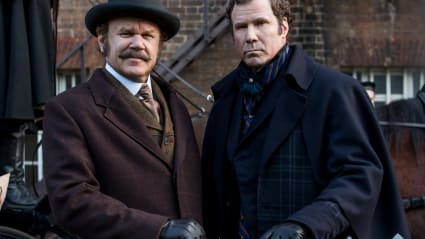 Play trailer for Holmes And Watson