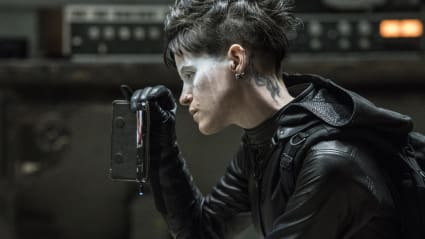 Play trailer for The Girl In The Spider's Web