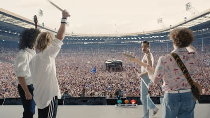 Play trailer for Bohemian Rhapsody