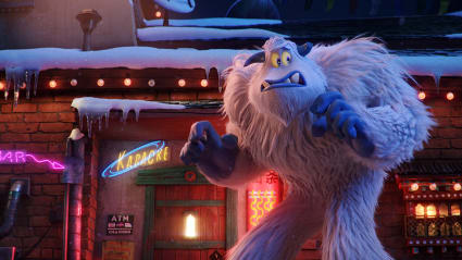 Play trailer for Smallfoot