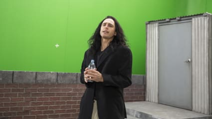 Play trailer for The Disaster Artist