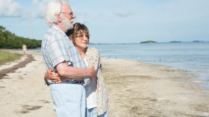 Play trailer for The Leisure Seeker